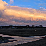 Mammatus Clouds, Sankt Peter Ording, March 28, 2016