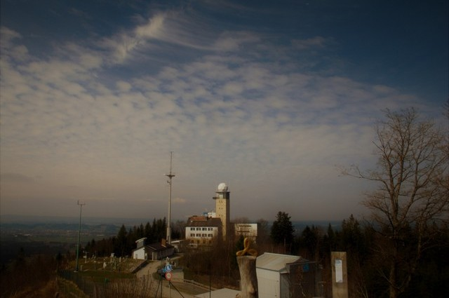 The Oldest Mountain Weather Observatory Of The World And A Weather Trail