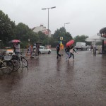 June 29, 2017:  State Of Exception In Berlin Due To Epic Rainfall